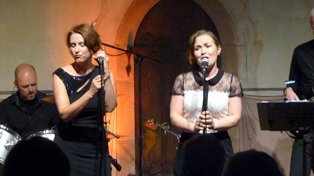 Steffi und Anna