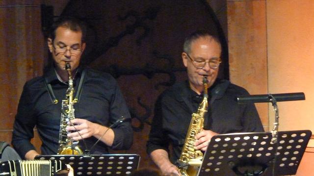 Günter und Frank