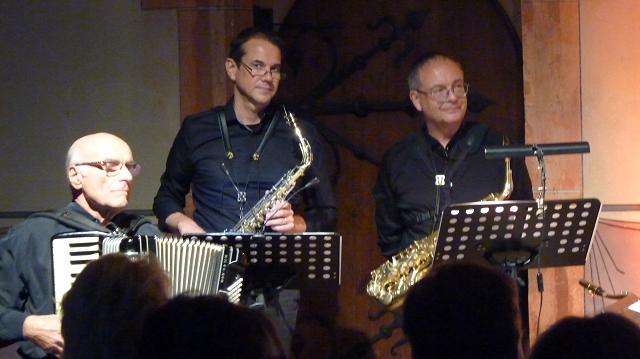 Eberhard, Günter und Frank