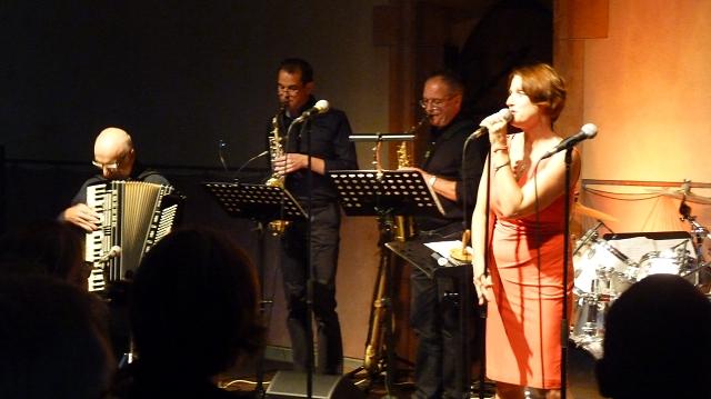 Eberhard, Günter, Frank und Steffi